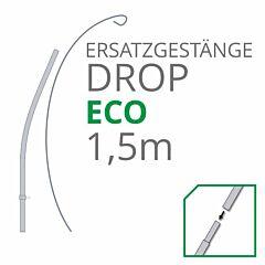 Ersatzgestänge Set Drop Eco 1,50 m