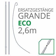 Ersatzgestänge Set GRANDE Eco 2,60 m