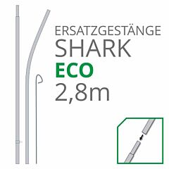 Ersatzgestänge Set SHARK Eco 2,80 m