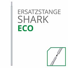 Ersatzstange Beachflag SHARK Eco