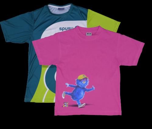 T-Shirt Bunt